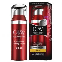 Olay Regenerist Advanced Anti-Ageing 3 Point Moisturiser SPF 30 Day Cream 50ml